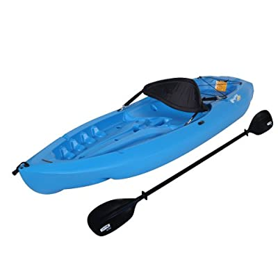 90470 Lifetime Adult Monterey Kayak, 8-Feet, Blue by Lifetime