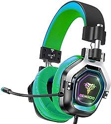 Image of BENGOO Gaming Headset...: Bestviewsreviews