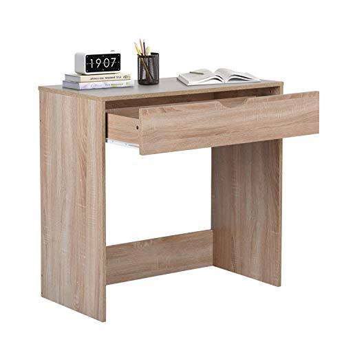 escritorio blanco pequeño de la marca FurnitureR