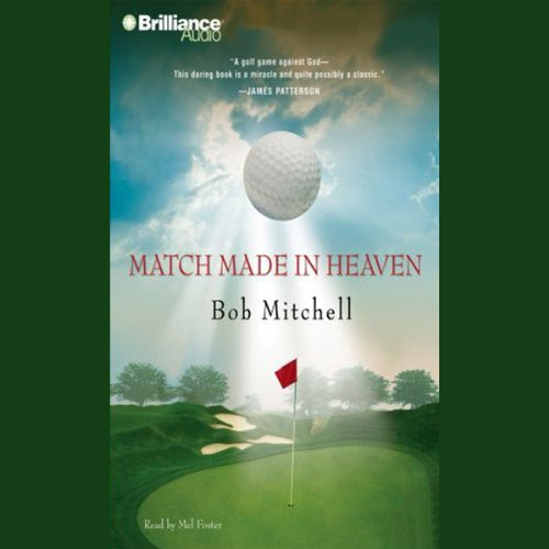 Match Made in Heaven  audiobook cover art