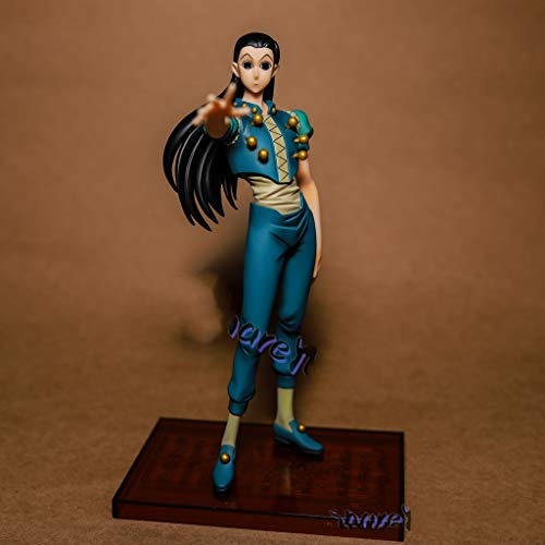 CJH Hunter X Hunter Action Figura Irumi Zorudikku 1/8 Escala Animado Figura Estatua