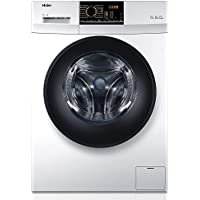 Lavadora 8 kilos, 1200 rpm, A+++ Tecnología Antibacterias, Display LED, HW80-12829