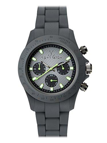 Orologio Toy Watch Velvety VVC08GY Al quarzo (batteria) Silicone Quandrante...