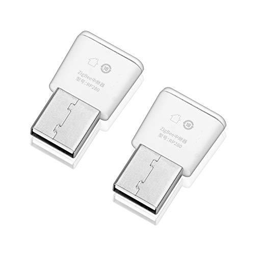 ZigBee repetidor extensión de rango Protable USB Plug-in amplificador de señal Tuya inteligente mejorado amplificador realzador repetidor