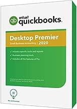 Intuit QuickBooks Desktop Premier 2020 - Traditional Physical CD
