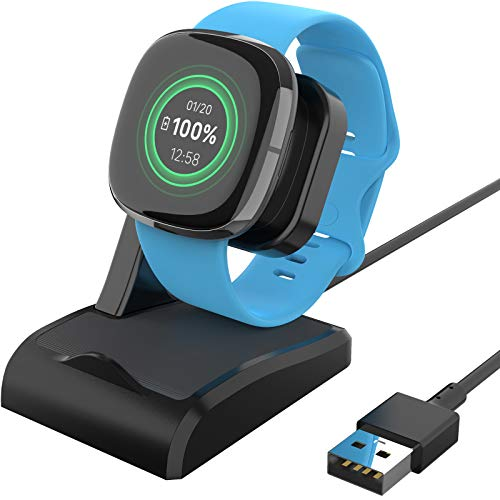Replacement Charging Cable USB C... CAVN Charger Compatible with Fitbit Versa 2