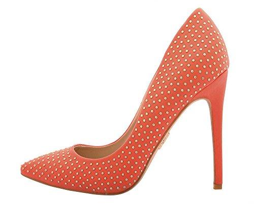 J. by Janiko JBJ0031, Escarpins pour Femme Rouge - Rouge - Rot, 39 EU