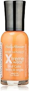Sally Hansen Hard as Nails Xtreme Wear, Sun Kissed [06], 0.4 oz