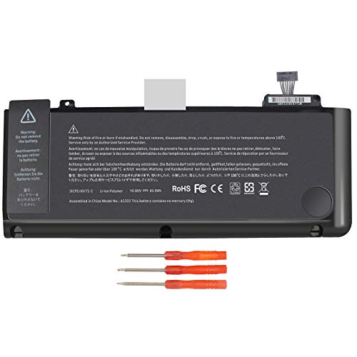 Why Should You Buy Domallk New A1322 Battery for MacBook Pro 13 inch A1278 (2009 2010 2011 2012 Vers...