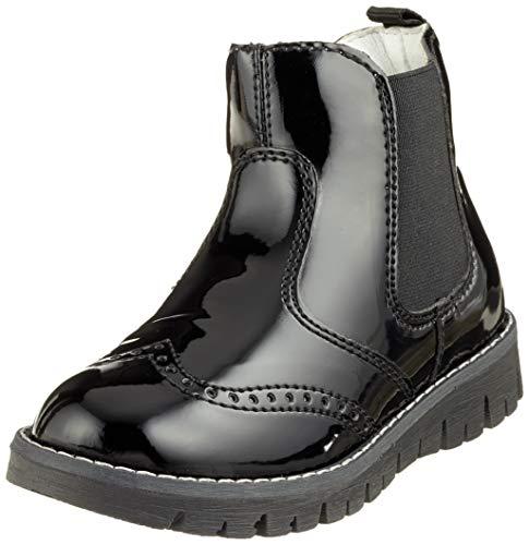 PRIMIGI Mädchen Pro 23858 Chelsea Boots, Schwarz (Nero 22), 27 EU