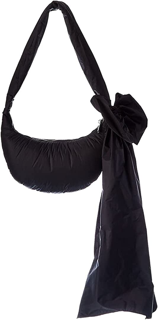 Red Valentino Knot Me Up Shoulder Bag