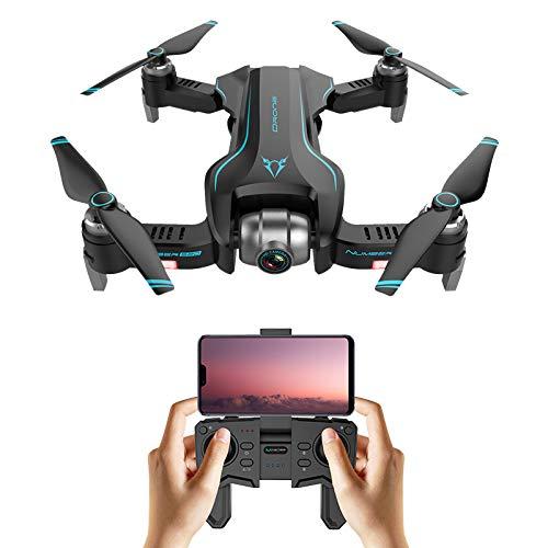 ACHICOO Drone Profissional 4K / 1080P Quadrocopter mit Kamera RC Hubschrauber Höhe Holding Headless Mode Spielzeug für Erwachsene Kinder 1080P 1 Batterie