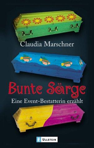 Bunte Särge: Eine Event-Bestatterin erzählt