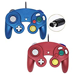 Poulep 2 packs wired gamepad