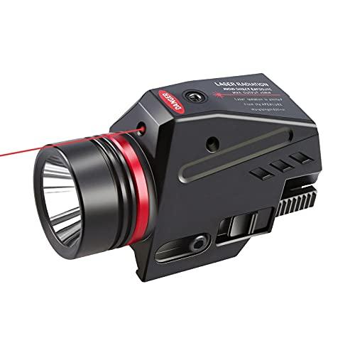 Best laser flashlight combo