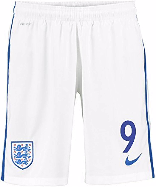 2016-17 England Home Shorts (9) - Kids