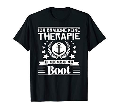 t shirt ich brauche keine therapie