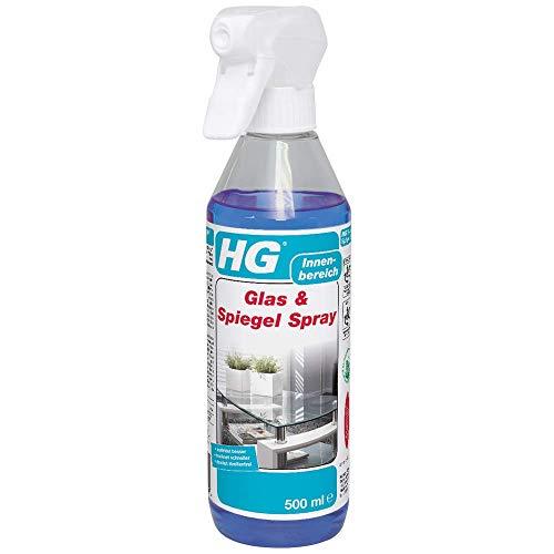 HG - Spray Cristal Espejo 500 ml - es Limpiador Cristal