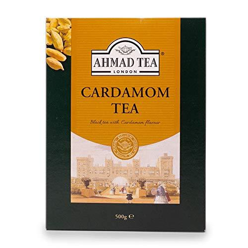 Ahmad Tea Kardamom Schwarzer Tee, lose, 500 g
