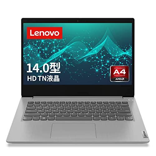 Lenovo ノートパソコン IdeaPad Slim 350(14.0型HD AMD A4 4GBメモリ 128GB )