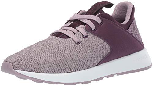 Reebok Women's Ever Road DMX Walking Shoe, Urban Violet/Lilac Fog/White, 8 M US