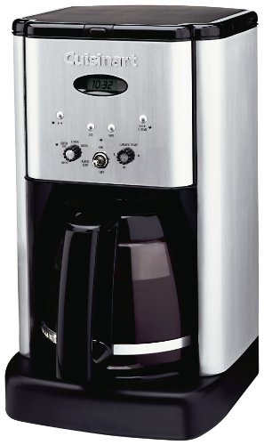 Cafetière Cuisinart Programmable, Capacité de 12 tasses DCC-1200C - 0