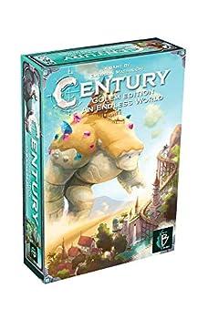 Plan B Games Century Golem Edition an Endless World