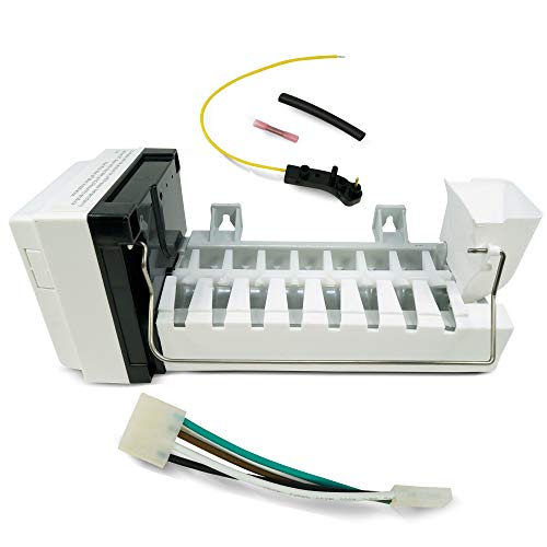 Price comparison product image ForeverPRO W10882923 Icemaker for Whirlpool Refrigerator W10377151 W10882923 PS11769140 WPW10377151