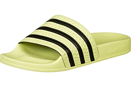 Adidas Schuhe Adilette W Ice Yellow-Ice Yellow-Core Black (CM8494) 40,5 Gelb