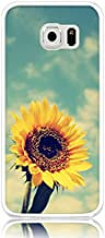 Samsung Galaxy S6 Protective Case Smile Flower