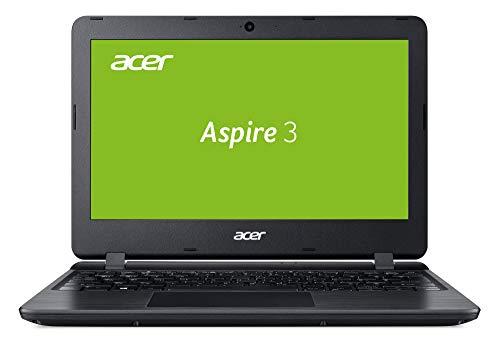 Acer Aspire 3 (A311-31-P4JH) 29,5 cm (11,6 Zoll HD matt) Multimedia Notebook (Intel Pentium N5000, 4 GB RAM, 1.000 GB HDD, Intel UHD, Win 10 Home) schwarz