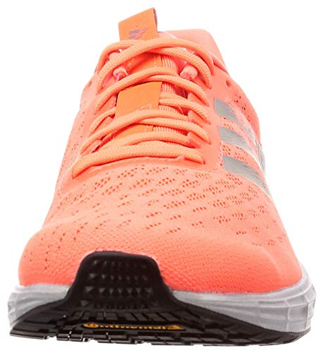 adidas SL20, Zapatillas de Running Hombre, Signal Coral/Dove Grey/Core Black, 39 1/3 EU