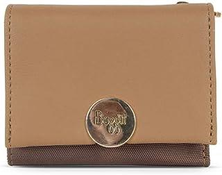 Baggit Women's Synthetic Wallet (Brown) (Lz Sean)