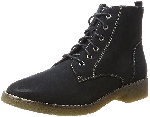 Tamaris Damen 25100 Stiefel, Blau (Navy), 39 EU