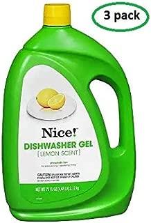 Best nice dishwasher gel Reviews