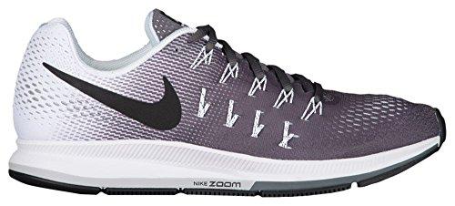 Nike Air Zoom Pegasus 33, scarpe da corsa da uomo, grigio, 46