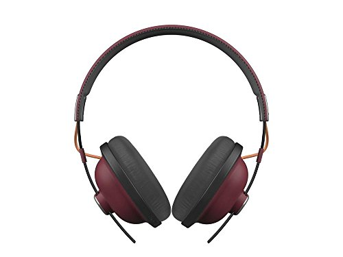 Panasonic RP-HTX80B-R Inalámbrico Bluetooth Over-ear Sangría