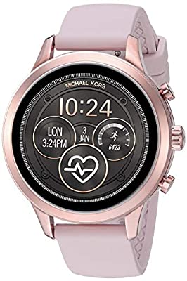 Michael Kors Access Gen 4 Runway Smartwatch - Powered with Wear OS by Google with Heart Rate, GPS, NFC, and Smartphone Notifications