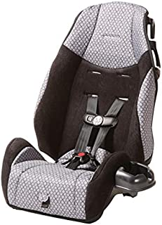 Cosco - Highback 2-in-1 Booster Car Seat - 5-Point Harness or Belt-positioning - Machine Washable Fabric, Hawthorne