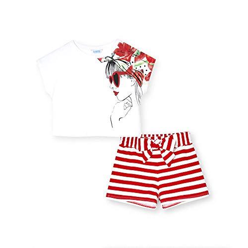 Mayoral Conjunto Short Camiseta Niña Amapola (10 años)