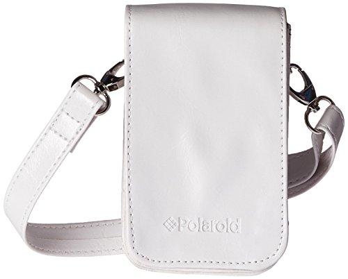 Polaroid Snap & Clip Kameratasche für Polaroid Z2300 Sofortbildkamera, Weiß