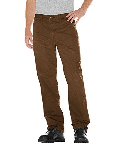 Dickies Herren Rlxdfit Duck Jeans, Braun, 36W / 32L