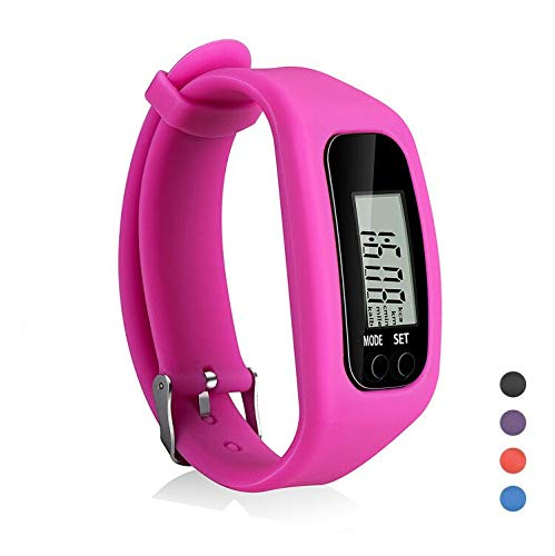 Check Out This Coch Fitness Tracker Watch, Simply Operation Walking Running Pedometer with Calorie B...