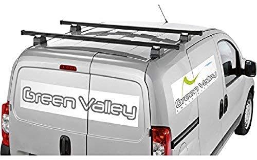Green Valley 156756 2 Barras de Techo para Mercedes Vito Vito, Equipo de Montaje, Vito Kombi