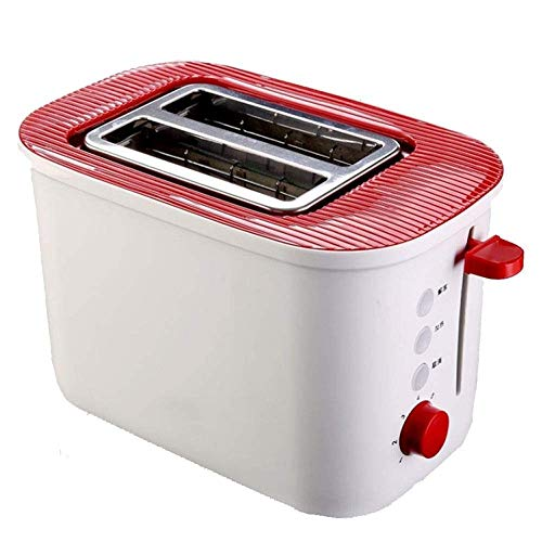 RMXMY Tostadora automática para el Desayuno de la máquina tragamonedas automática de tragamonedas de Acero Inoxidable para Uso doméstico