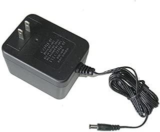 9V AC/AC Adapter for American Audio QD1 Q-D1 MK II MKII Professional Preamp Mixer Q-D6 QD6 3Ch Pro DJ Mixer 3-Channel DJMixer 9VAC Power Supply Cord Cable PS Battery Charger Mains PSU