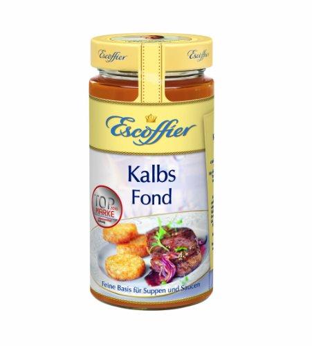 Escoffier Kalbs-Fond, 3er Pack (3 x 400 ml)