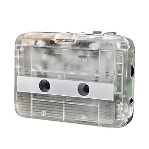 AHNUNVA Kassetten-Player, tragbar,...