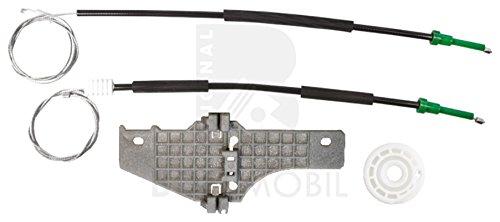 Bossmobil 307 (3A/C), 307 Break (3E), 307 SW (3H), Delantero izquierdo, kit de reparación de elevalunas eléctricos