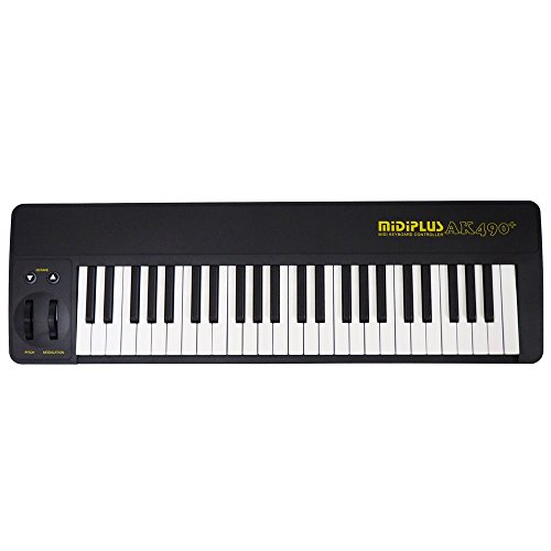 Top 10 Best Fully Weighted Midi Keyboard 2021 - Buying Guides